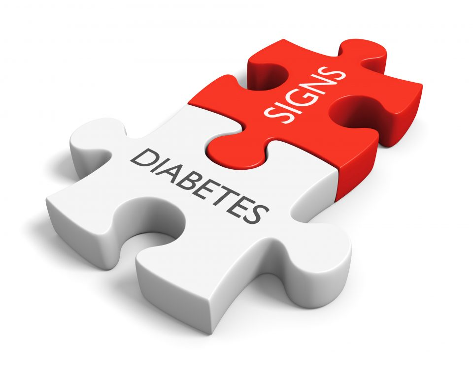 signs of early diabetes